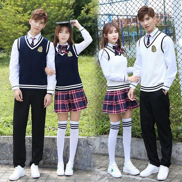 Nam sinh ở các nước mặc gì đi học: Nơi quy định mặc quốc phục khi mới vào lớp 1, nơi yêu cầu diện váy đến trường - Ảnh 14.