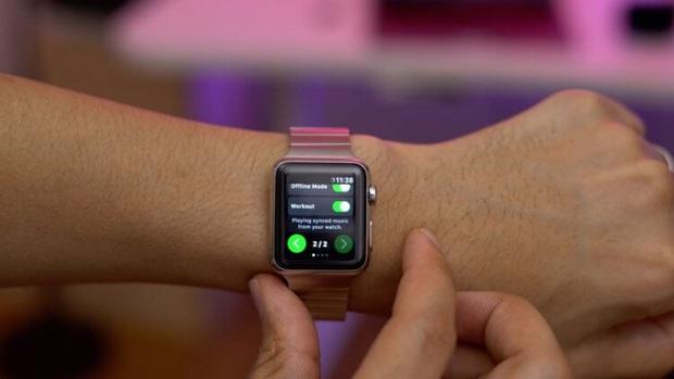 Đã có thể nghe Spotify trực tiếp trên Apple Watch mà không cần iPhone - Ảnh 4.