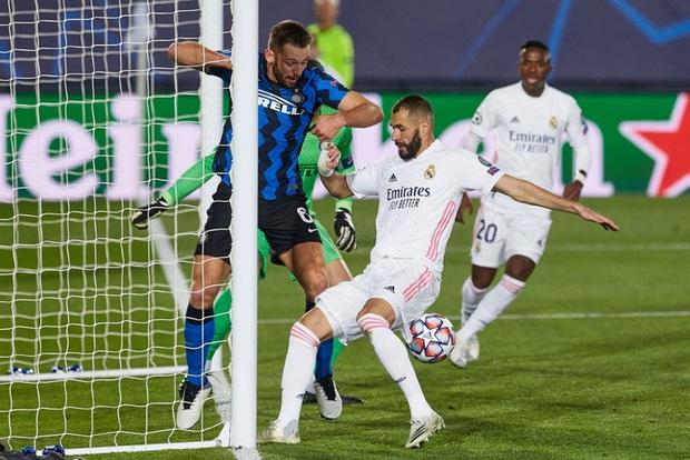 Real Madrid thoát bét bảng sau chiến thắng 3-2 trước Inter Milan - Ảnh 7.