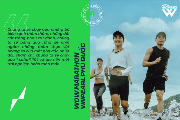 WOW Marathon Vinpearl Phú Quốc 2020: Chạy để yêu thêm vẻ đẹp biển Việt Nam, chạy để góp sức trồng rừng miền Trung - Ảnh 3.
