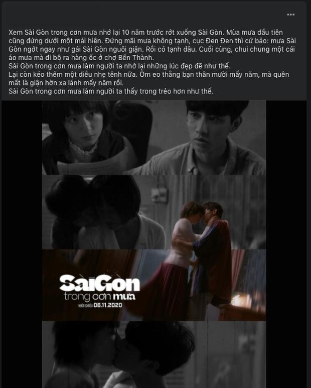 Khán giả Việt xem Sài Gòn Trong Cơn Mưa hầu hết đều ưng cảnh nóng, nhưng diễn xuất dàn sao phụ gây tranh cãi - Ảnh 5.