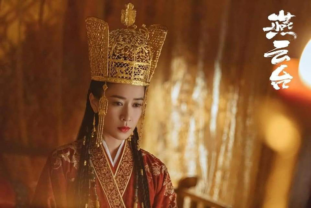 Cô dâu Xa Thi Mạn vừa đội nón ngày cưới ở Yến Vân Đài đã bị ví như mượn mũ Đường Tăng - Ảnh 6.