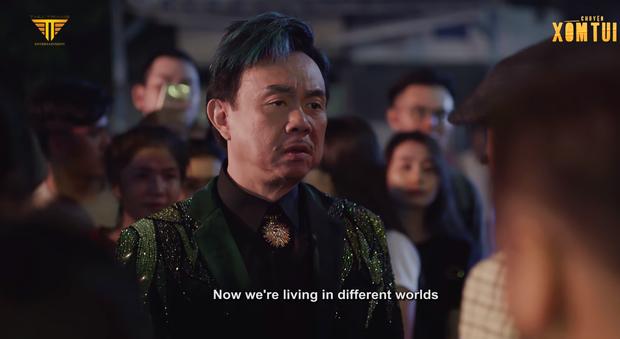 Thu Trang suýt bùng show từ thiện ở tập cuối Chuyện Xóm Tui, may quá cái kết lật kèo nhân văn quá chừng! - Ảnh 7.