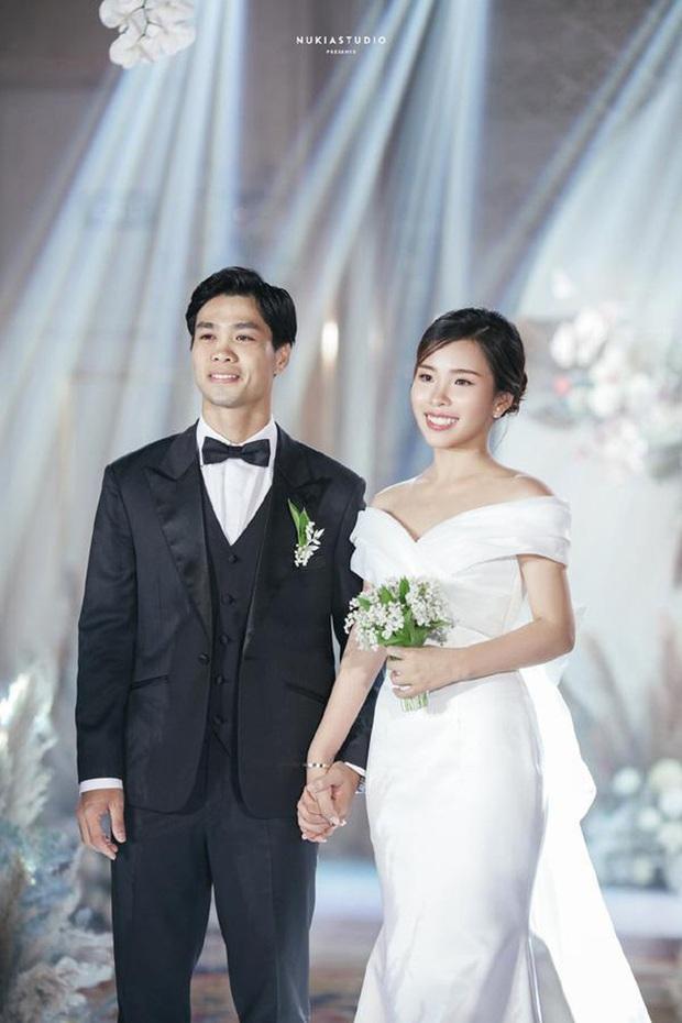 Đám cưới Công Phượng thuộc mức bảo mật cao nhất: Khách mời đến dự phải quẹt thẻ, đăng ký thông tin để nhận ảnh sau tiệc - Ảnh 3.