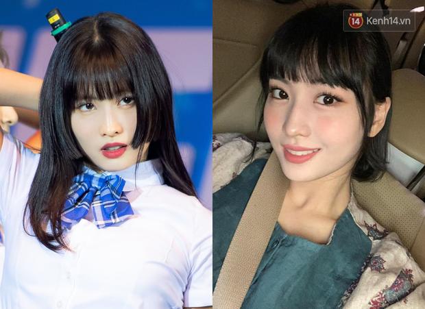 """Kiểu tóc """"lột xác"""" cho idol Hàn gần đây: Jennie """"chuyển phỏm"""" sang mái thưa, Momo từ tóc hime thành tóc bob - Ảnh 4."""
