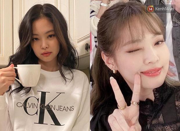 """Kiểu tóc """"lột xác"""" cho idol Hàn gần đây: Jennie """"chuyển phỏm"""" sang mái thưa, Momo từ tóc hime thành tóc bob - Ảnh 1."""