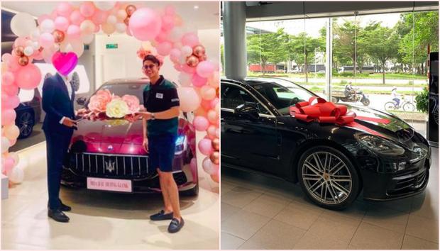 Giữa tin đồn Matt Liu không tặng Hương Giang xe 8 tỷ, Tống Đông Khuê bị đào lại chuyện gây hiểu lầm tặng xe 5 tỷ cho bạn gái - Ảnh 1.