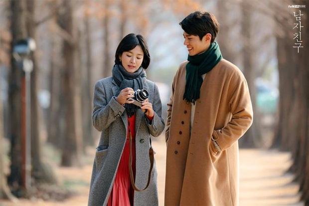 Dân mạng đào lại nguyên nhân ly hôn của Song Joong Ki - Song Hye Kyo qua tin nhắn xin lỗi của bố chồng - Ảnh 5.