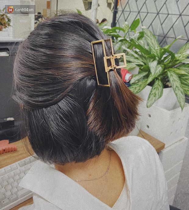 Chỉ bỏ 55k mình đã mua được combo cặp tóc cực Hàn xẻng - Ảnh 4.