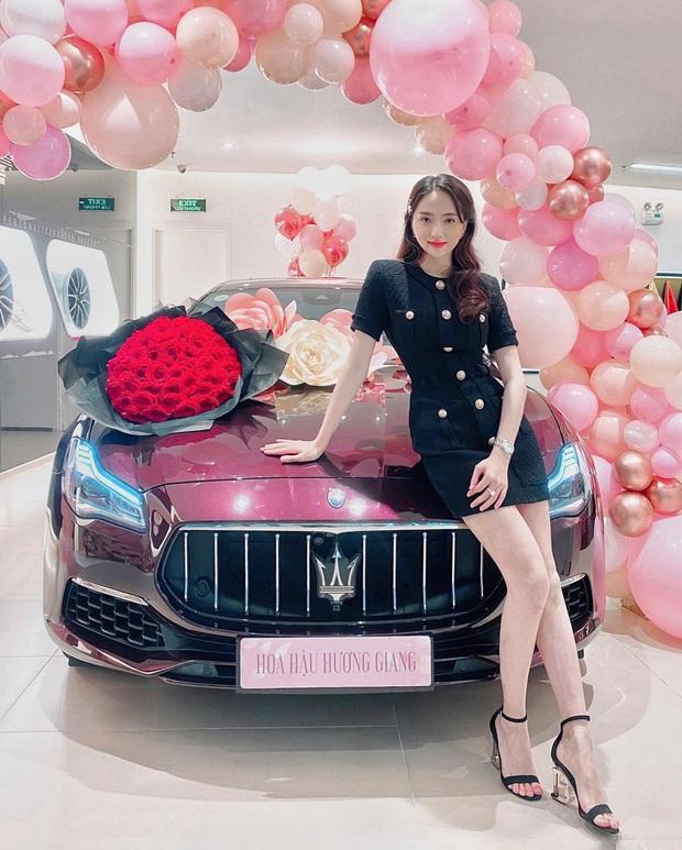 Giữa tin đồn Matt Liu không tặng Hương Giang xe 8 tỷ, Tống Đông Khuê bị đào lại chuyện gây hiểu lầm tặng xe 5 tỷ cho bạn gái - Ảnh 3.