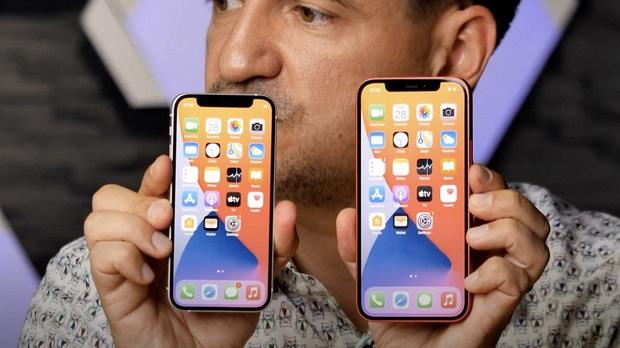 iPhone 12 mini và iPhone 12 Pro Max cho đặt trước: Gã tí hon và quái thú xuất chiến! - Ảnh 2.