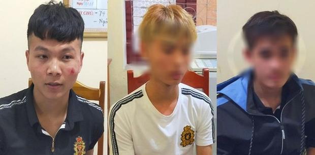 Vụ người phụ nữ 65 tuổi bị sát hại, cướp đôi bông tai vàng: Bắt 3 nghi phạm - Ảnh 1.