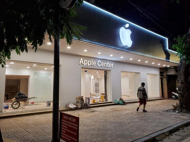 Xuất hiện thông tin Apple đang hoàn thiện cửa hàng tại Hà Nội, sự thật là gì? - Ảnh 1.