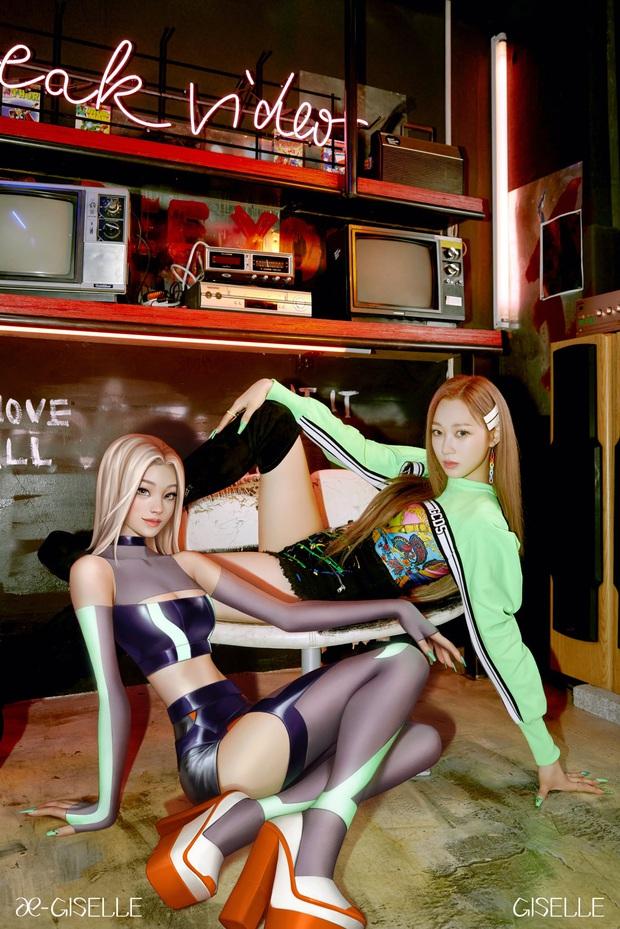 SM tung teaser video của main rapper Giselle (aespa): Khả năng rap tranh cãi, nhưng visual được khen xinh hơn trong ảnh - Ảnh 4.