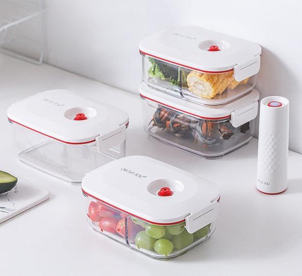 Xiaomi ra mắt hộp hút chân không bảo quản thực phẩm: Chạy bằng điện, sạc cổng USB-C, giá chỉ 350.000 đồng - Ảnh 3.