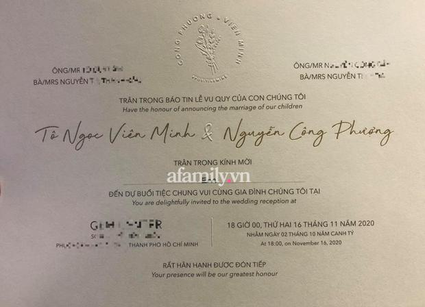 HOT: Lộ diện hình ảnh thiệp cưới của Công Phượng - Chọn nơi Cường Đô La tổ chức đám cưới, độ bảo mật ở mức cao nhất khiến tất cả trầm trồ - Ảnh 3.