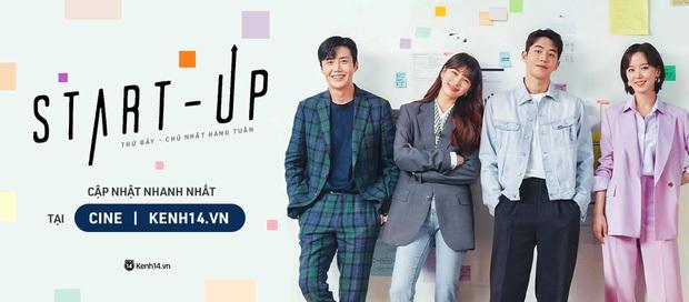 Suzy thành nữ phụ đam mỹ, gượng cười nhìn Nam Joo Hyuk - Kim Seon Ho tíu tít bên nhau ở hậu trường Start Up - Ảnh 11.