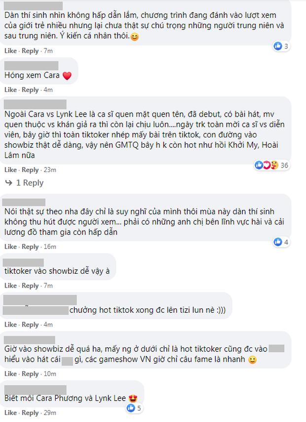 Netizen phản ứng khi thấy dàn thí sinh Gương Mặt Thân Quen 2020: Hot TikToker giờ vào showbiz dễ như vậy sao? - Ảnh 5.
