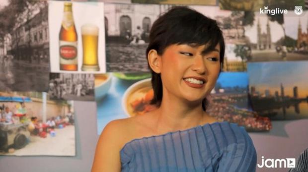 Avin Lu sửng sốt chết tôi rồi khi biết Sài Gòn Trong Cơn Mưa có cảnh nóng, Hồ Thu Anh hồn nhiên vì bạn trai có ghen đâu! - Ảnh 8.