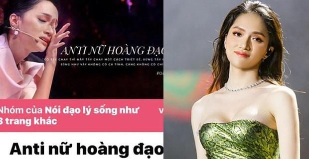 Hương Giang và loạt phốt ứng xử: Vô lễ với tiền bối, gọi tên Lâm Khánh Chi và sốc nhất là drama căng chưa từng có với antifan - Ảnh 14.