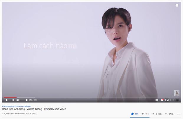 Ra mắt MV đụng độ nhau trực tiếp, Vũ Cát Tường lấn lướt về lượt view nhưng Min mới là người lọt top trending? - Ảnh 8.