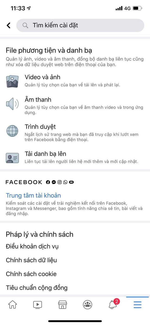 Bí kíp để không bị đồng bộ avatar giữa Facebook và Insatgram - Ảnh 2.
