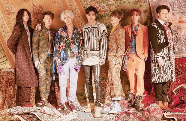 15 năm Super Junior từ hố đen tử thần thành huyền thoại Kpop: Sóng gió nào rồi cũng qua, giờ đây thời gian bên nhau sẽ là vô hạn - Ảnh 10.