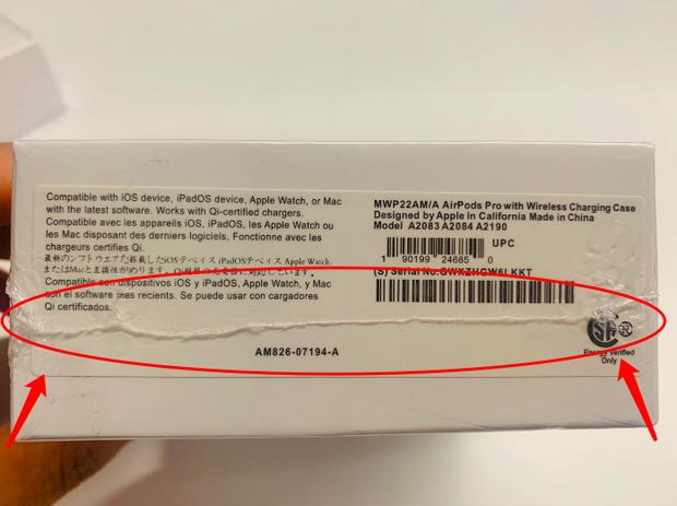 Vũ trụ AirPods fake: Vén màn bí mật những chiếc tai nghe được làm nhái tinh vi đến mức CEO Apple cũng không phân biệt được - Ảnh 6.