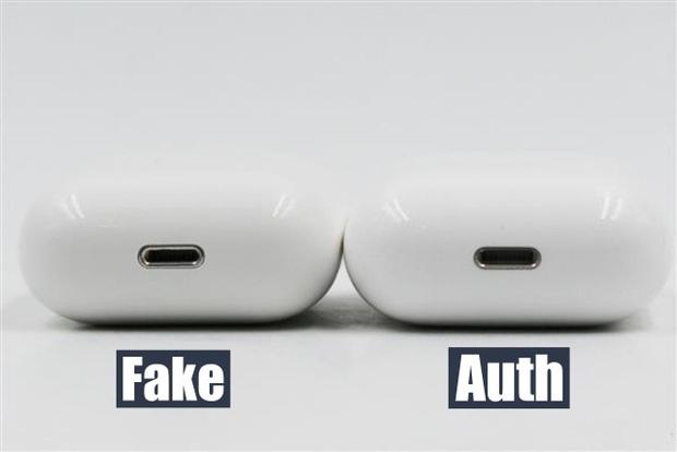 Vũ trụ AirPods fake: Vén màn bí mật những chiếc tai nghe được làm nhái tinh vi đến mức CEO Apple cũng không phân biệt được - Ảnh 4.