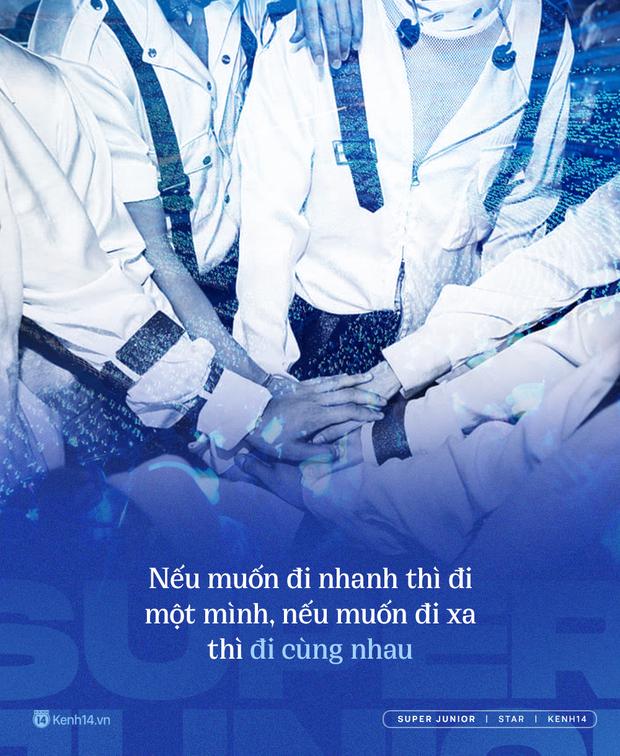 15 năm Super Junior từ hố đen tử thần thành huyền thoại Kpop: Sóng gió nào rồi cũng qua, giờ đây thời gian bên nhau sẽ là vô hạn - Ảnh 19.