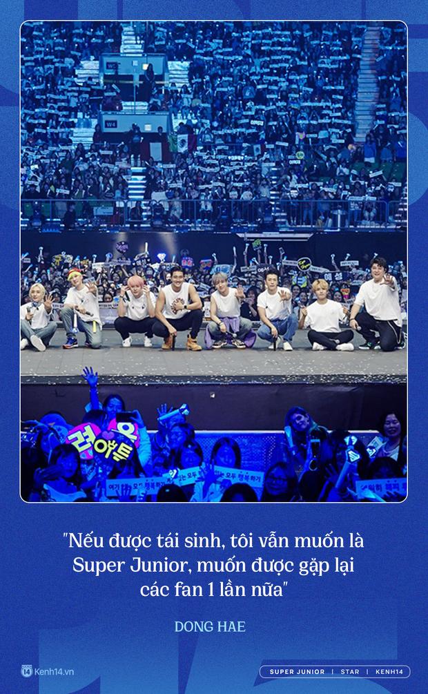 15 năm Super Junior từ hố đen tử thần thành huyền thoại Kpop: Sóng gió nào rồi cũng qua, giờ đây thời gian bên nhau sẽ là vô hạn - Ảnh 21.
