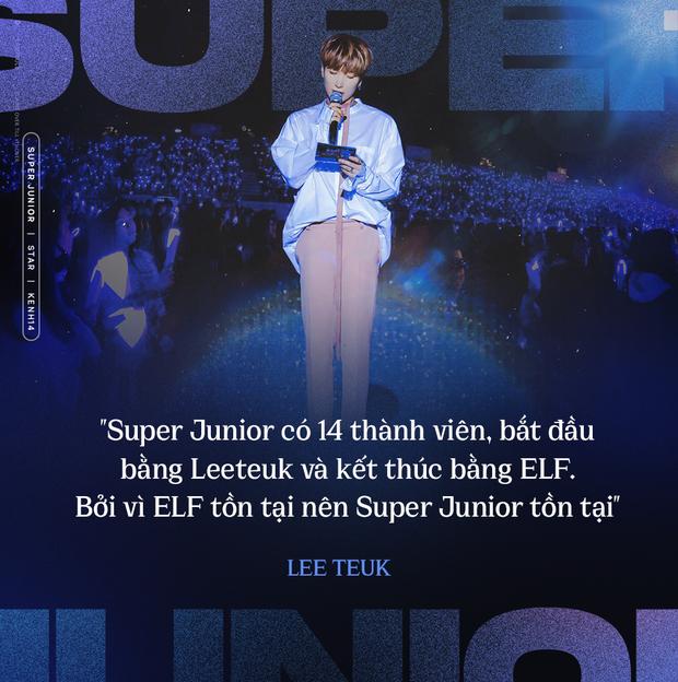 15 năm Super Junior từ hố đen tử thần thành huyền thoại Kpop: Sóng gió nào rồi cũng qua, giờ đây thời gian bên nhau sẽ là vô hạn - Ảnh 24.