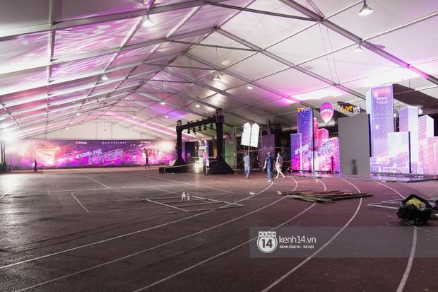 Sân khấu đại nhạc hội Beyond The Future được đầu tư siêu hoành tráng, Phương Ly sẽ khiến khán giả thót tim với màn đu dây - Ảnh 3.
