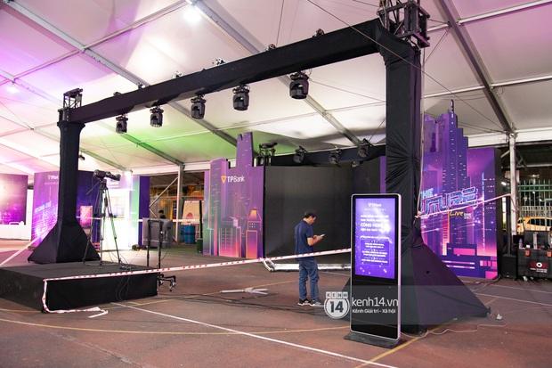 Sân khấu đại nhạc hội Beyond The Future được đầu tư siêu hoành tráng, Phương Ly sẽ khiến khán giả thót tim với màn đu dây - Ảnh 5.