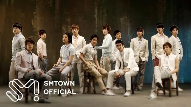 15 năm Super Junior từ hố đen tử thần thành huyền thoại Kpop: Sóng gió nào rồi cũng qua, giờ đây thời gian bên nhau sẽ là vô hạn - Ảnh 14.