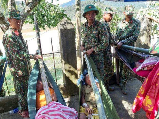 22 học sinh thương vong trong 2 vụ sạt lở ở Nam Trà My - Ảnh 2.