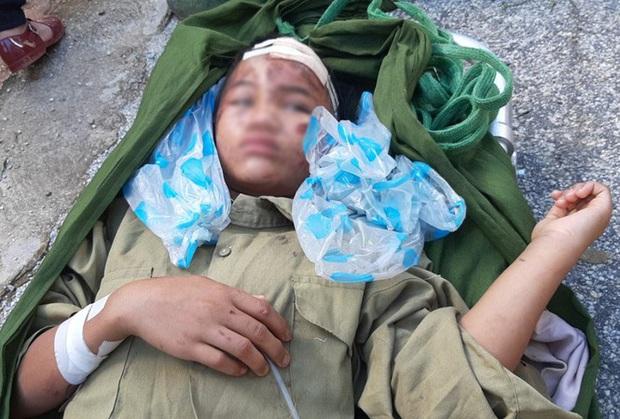 22 học sinh thương vong trong 2 vụ sạt lở ở Nam Trà My - Ảnh 1.