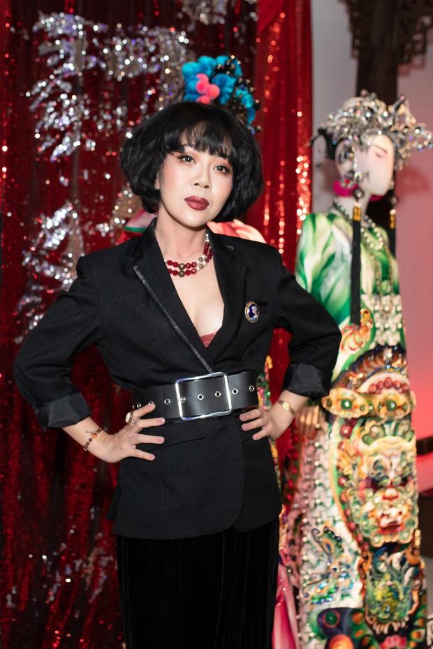 Phan Như Thảo được chồng đại gia tháp tùng, Lan Ngọc - Diễm My cùng dàn mỹ nhân Vbiz đọ sắc bất phân thắng bại tại sự kiện - Ảnh 14.