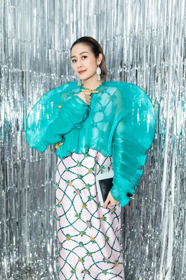 Phan Như Thảo được chồng đại gia tháp tùng, Lan Ngọc - Diễm My cùng dàn mỹ nhân Vbiz đọ sắc bất phân thắng bại tại sự kiện - Ảnh 13.