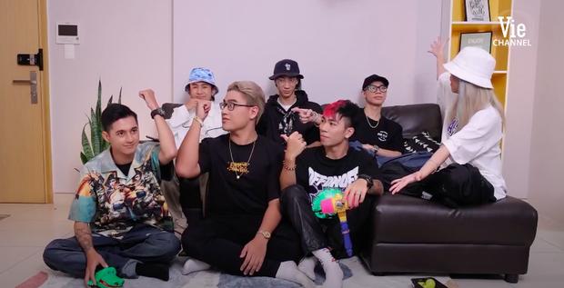 Trước thềm Chung kết Rap Việt, GDucky - Lăng LD rap diss cực căng, động chạm đến cả HLV Wowy - Karik và ngôi sao hạng A - Ảnh 6.