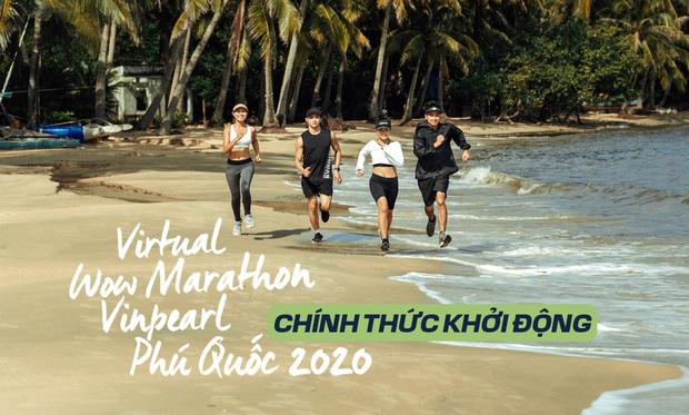 Virtual WOW Marathon Vinpearl Phú Quốc Phú Quốc 2020 - giải chạy trực tuyến hot nhất cuối năm có gì? - Ảnh 1.