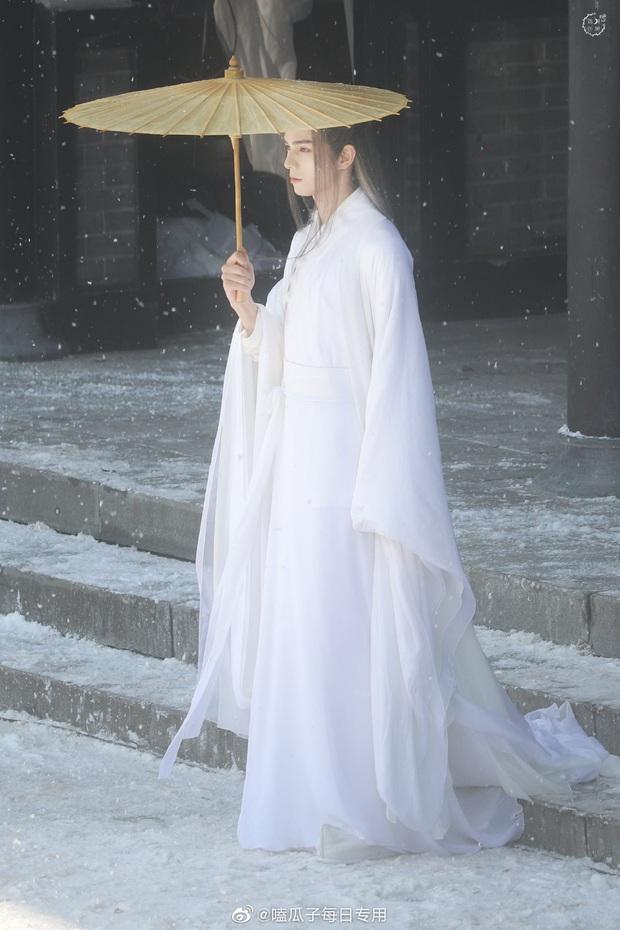 Tiêu Chiến bản lỗi xông pha cosplay vai kinh điển của Triệu Vy ở Họa Bì, dân tình hết hồn vì không biết lượng sức mình - Ảnh 5.