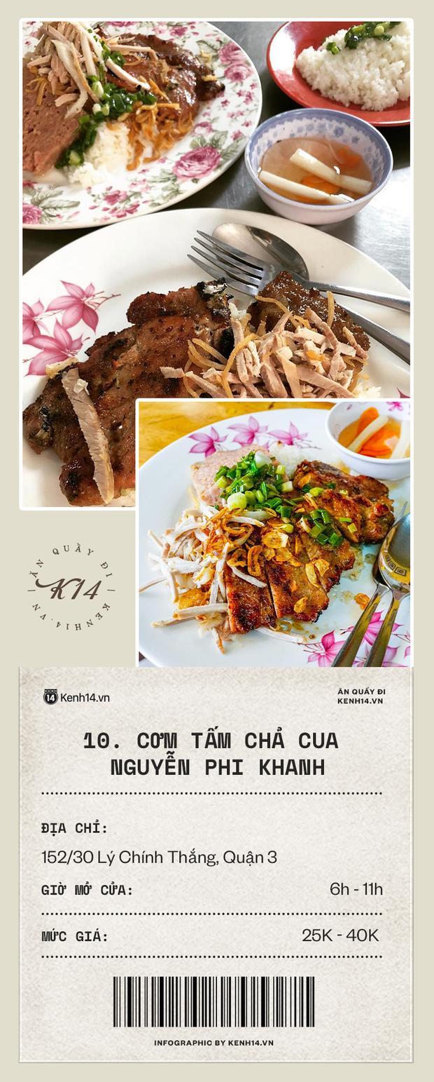 Ở Sài Gòn ăn cơm tấm chỗ nào là ngon nhất: Dưới đây chính là 10 địa chỉ siêu nổi tiếng lúc nào cũng đông nghẹt khách! - Ảnh 10.