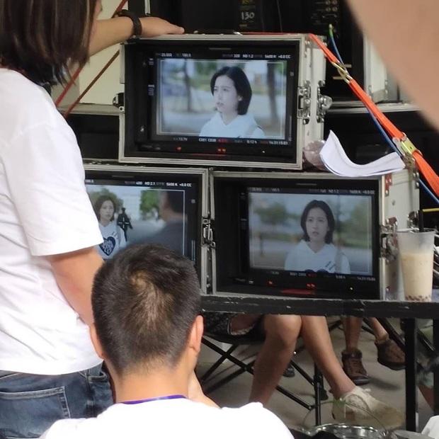 Tạo hình nữ chính Mãi Mãi Là Bao Xa bị netizen phản đối kịch liệt: Nam tính quá mức, sai nhất là mái tóc ngắn cũn cỡn kìa! - Ảnh 8.