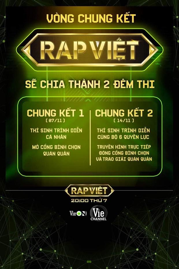 Trước thềm Chung kết Rap Việt, GDucky - Lăng LD rap diss cực căng, động chạm đến cả HLV Wowy - Karik và ngôi sao hạng A - Ảnh 7.