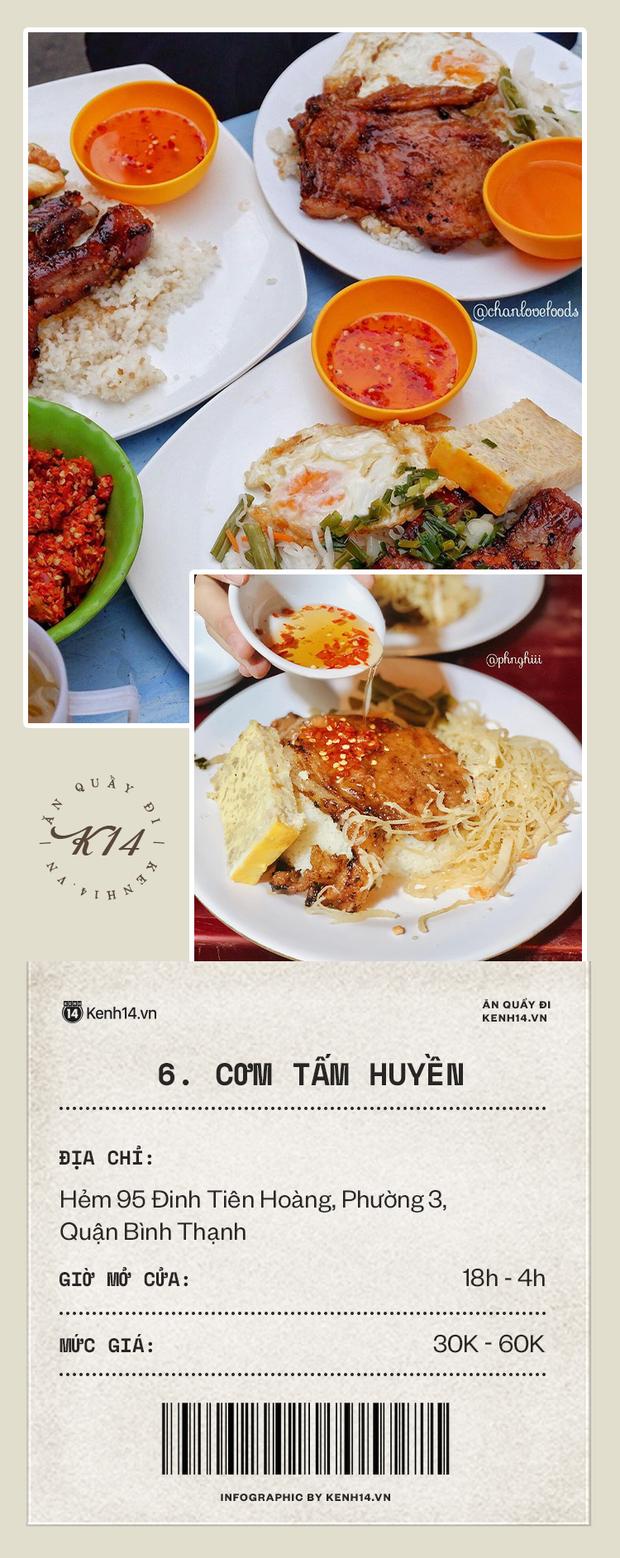 Ở Sài Gòn ăn cơm tấm chỗ nào là ngon nhất: Dưới đây chính là 10 địa chỉ siêu nổi tiếng lúc nào cũng đông nghẹt khách! - Ảnh 6.