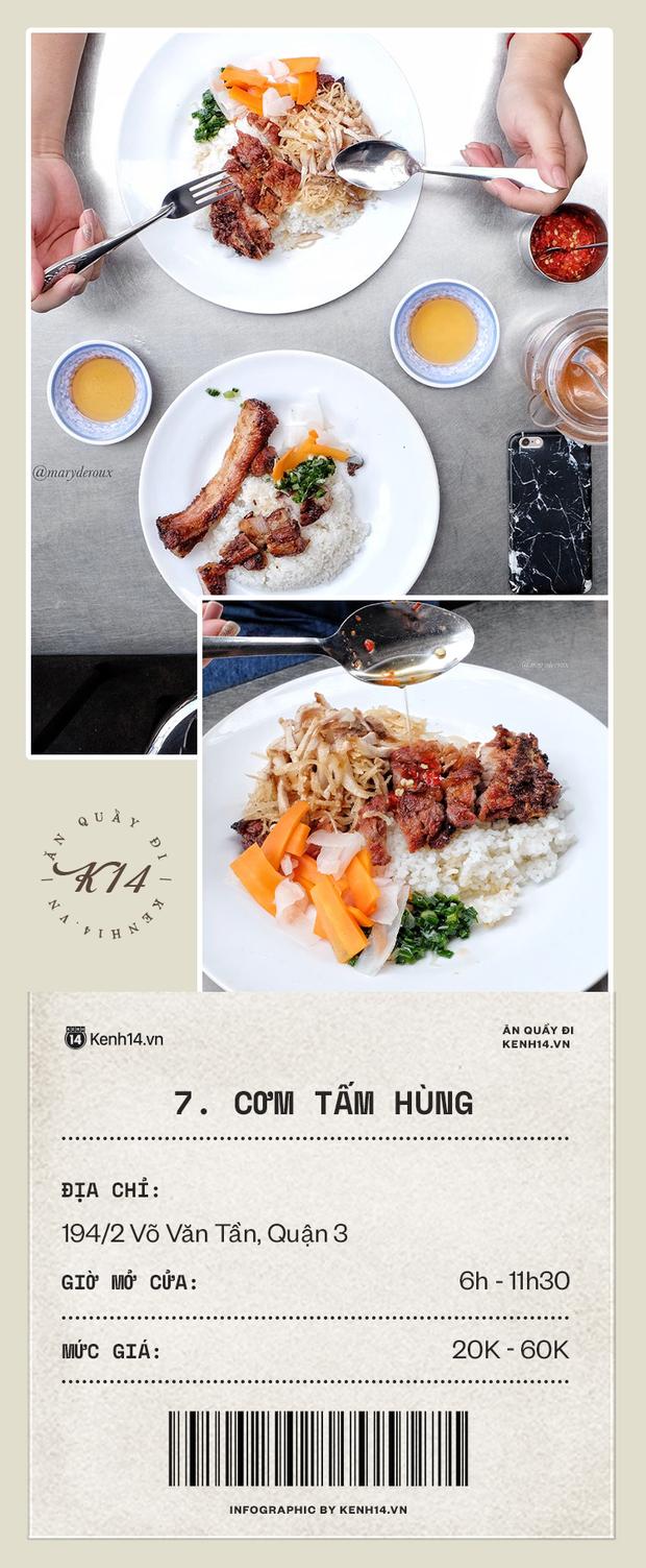 Ở Sài Gòn ăn cơm tấm chỗ nào là ngon nhất: Dưới đây chính là 10 địa chỉ siêu nổi tiếng lúc nào cũng đông nghẹt khách! - Ảnh 7.