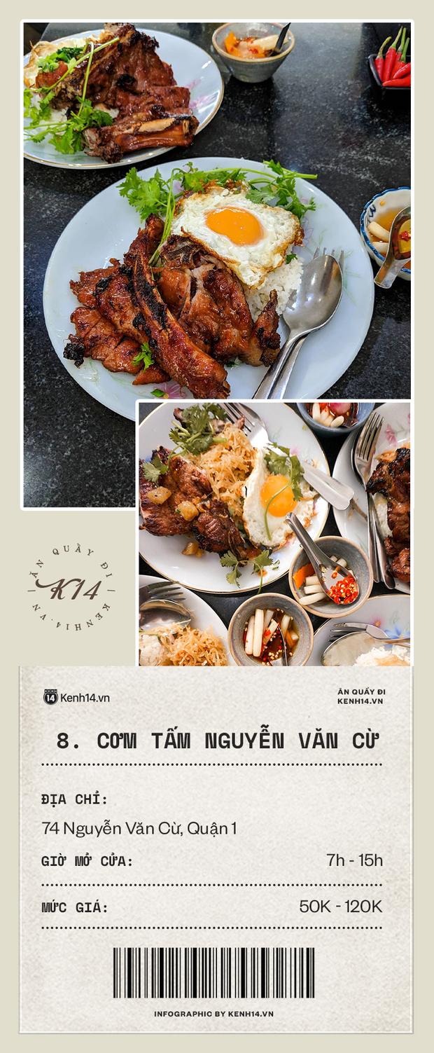 Ở Sài Gòn ăn cơm tấm chỗ nào là ngon nhất: Dưới đây chính là 10 địa chỉ siêu nổi tiếng lúc nào cũng đông nghẹt khách! - Ảnh 8.