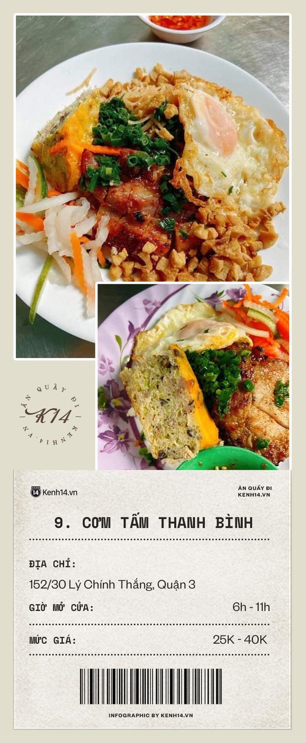 Ở Sài Gòn ăn cơm tấm chỗ nào là ngon nhất: Dưới đây chính là 10 địa chỉ siêu nổi tiếng lúc nào cũng đông nghẹt khách! - Ảnh 9.