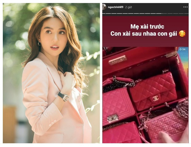 Đông Nhi chi 700 triệu sắm bộ túi Chanel tí hon, quyết không thua kém Ngọc Trinh, Cường Đô La - Ảnh 5.